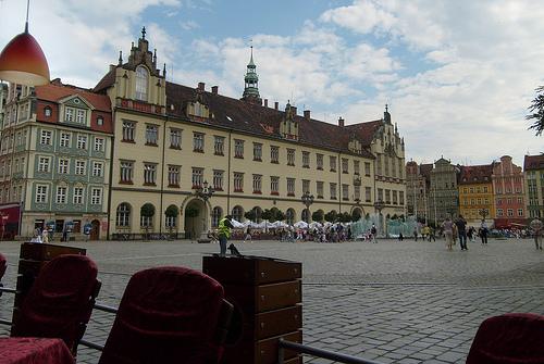 rynek starego miasta