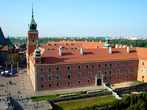 zamek krolewski