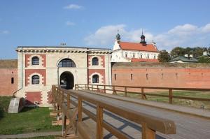 Szczebrzeszyn-brama