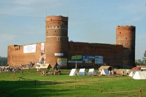 ciechanow-zamek
