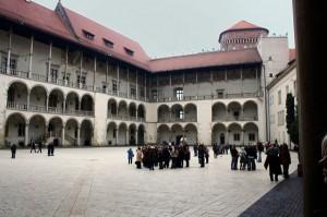 Krużganki-Wawel