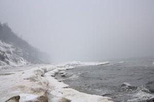 Wladyslawowo- zima